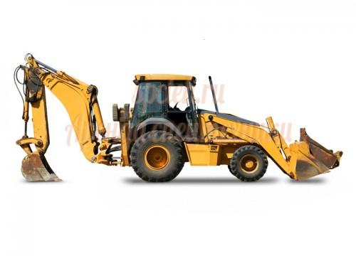 Экскаватор-погрузчик caterpillar 428 e